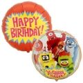 Yo Gabba Gabba Party Foil Balloon (1)
